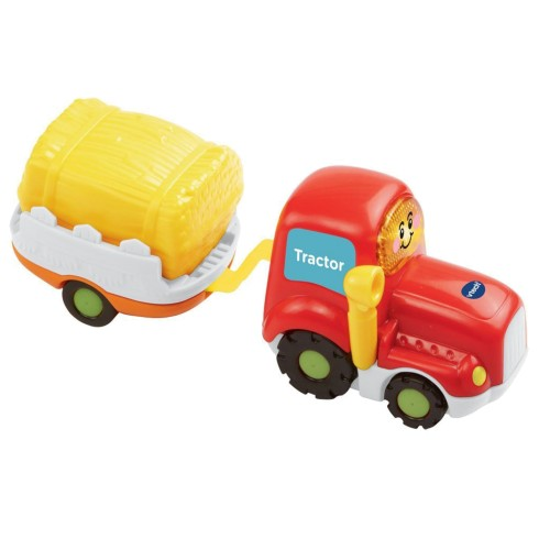 TOT TOT DRIVER TRACTOR WITH TRAILER