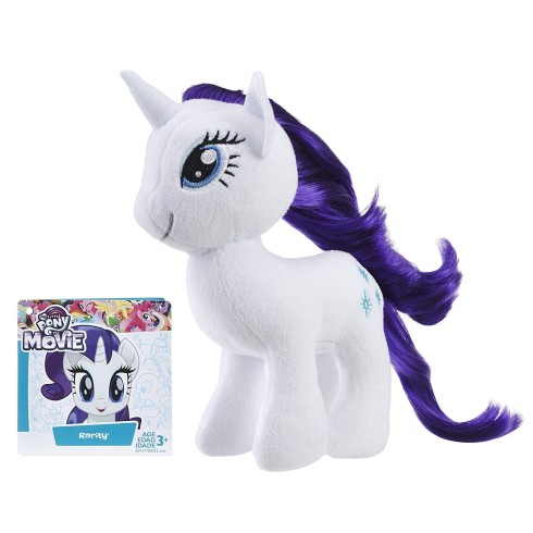 MY LITTLE PONY SOFT STYLISH MANES