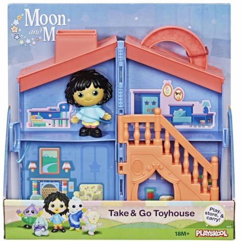 TAKE & GO GO TOY HOUSE