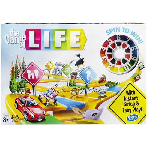 GAME OF LIFE (A4304)