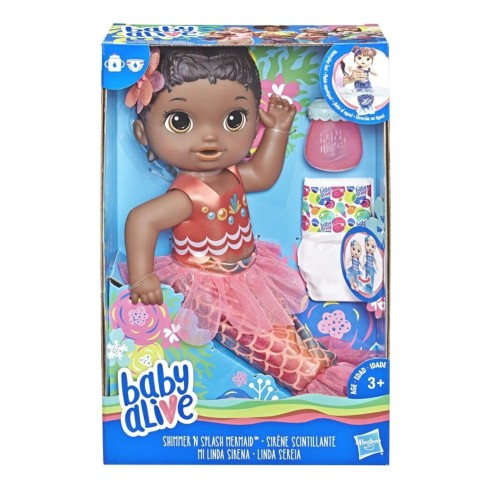 BABY ALIVE BROWN