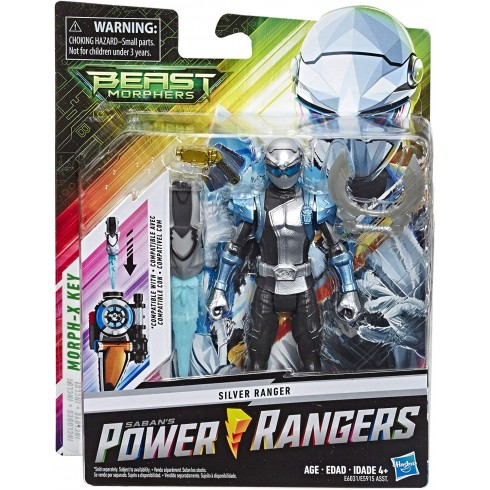 POWER RANGERS MORPHY X-KEY