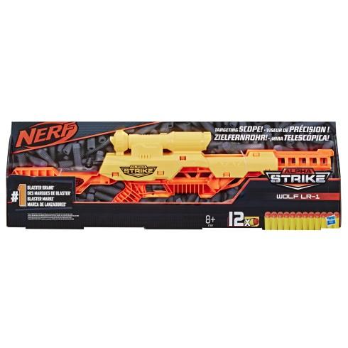 NERF WOLF LR-1