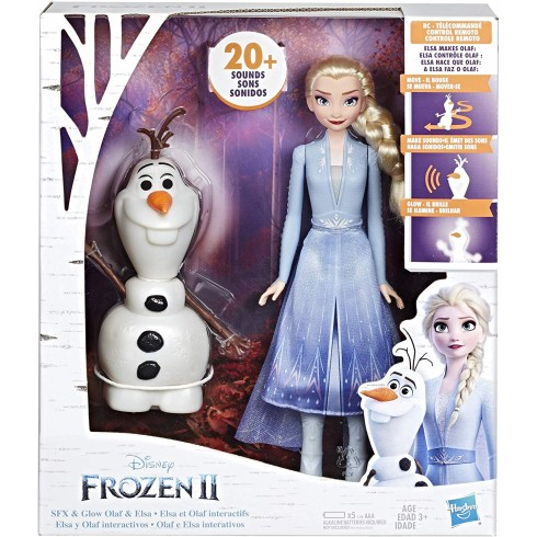 DISNEY FROZEN II TALK & GLOW