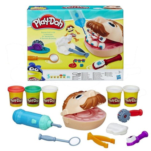 PLAY DOH DOCTOR DRILL AND FRILL