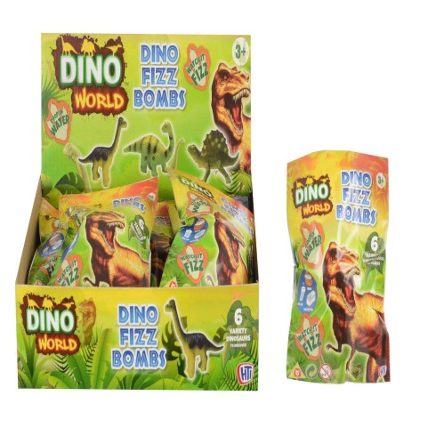 DINO WORLD DINO FIZZY BOMBS