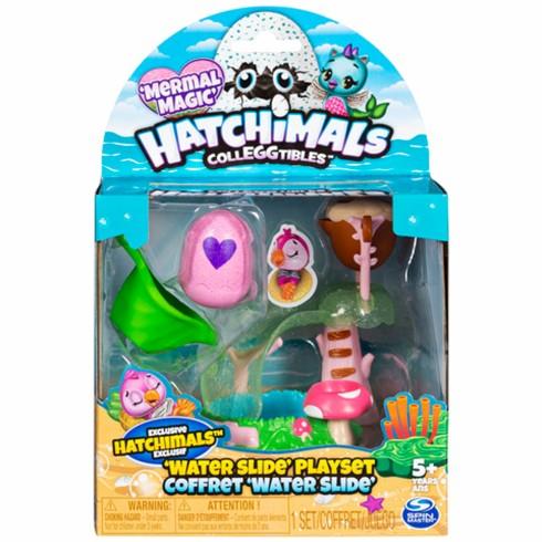 HATCHIMALS FLOWER SHOWER