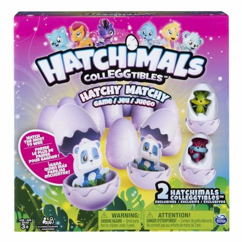HATCHIMALS HATCHY MATCHY
