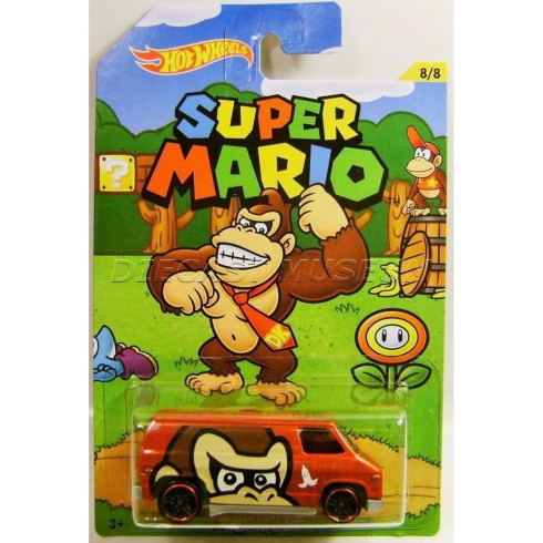 HOT WHEELS SUPER MARIO BROS
