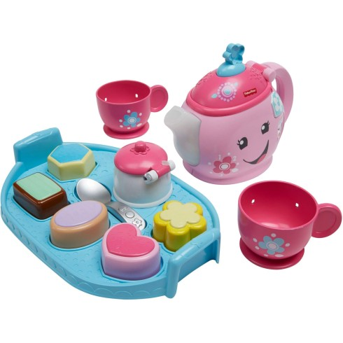 LAUGH & LEARN SWEET MANNERS TEA SET