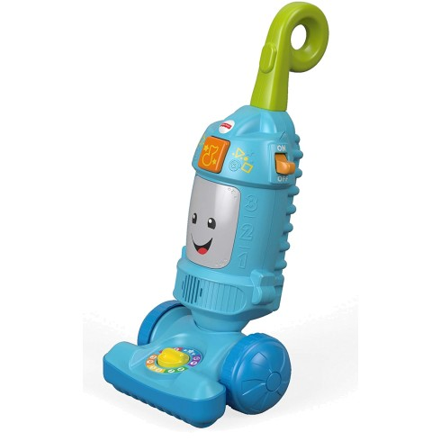 LAUGH & LEARN LIGHT-UP LEARNING VACUUM