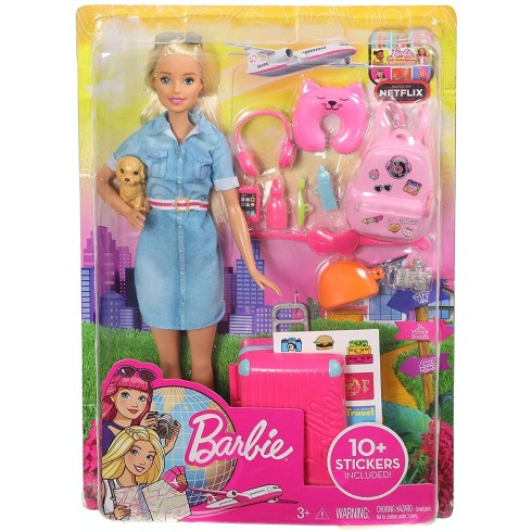 BARBIE DOLL & ACCESORIES