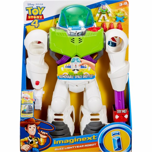 TOY STORY 4 LIGHT YEAR ROBOT