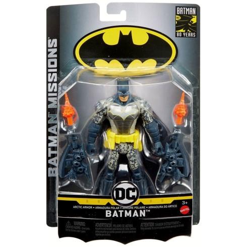 DC BATMAN MISSION