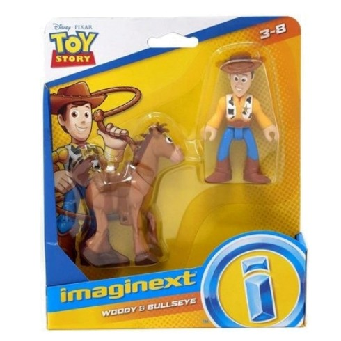 TOY STROY 4 IMAGINEXT FIGURES