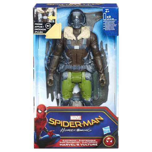 SPIDERMAN MARVEL VULTURE