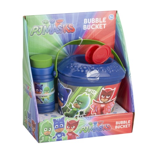 PJ MASKS BUBBLE BUCKET