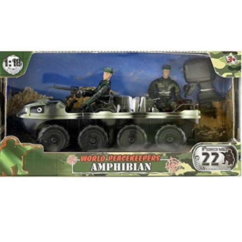 WORLD PEACEKEEPERS AMPHIBIAN
