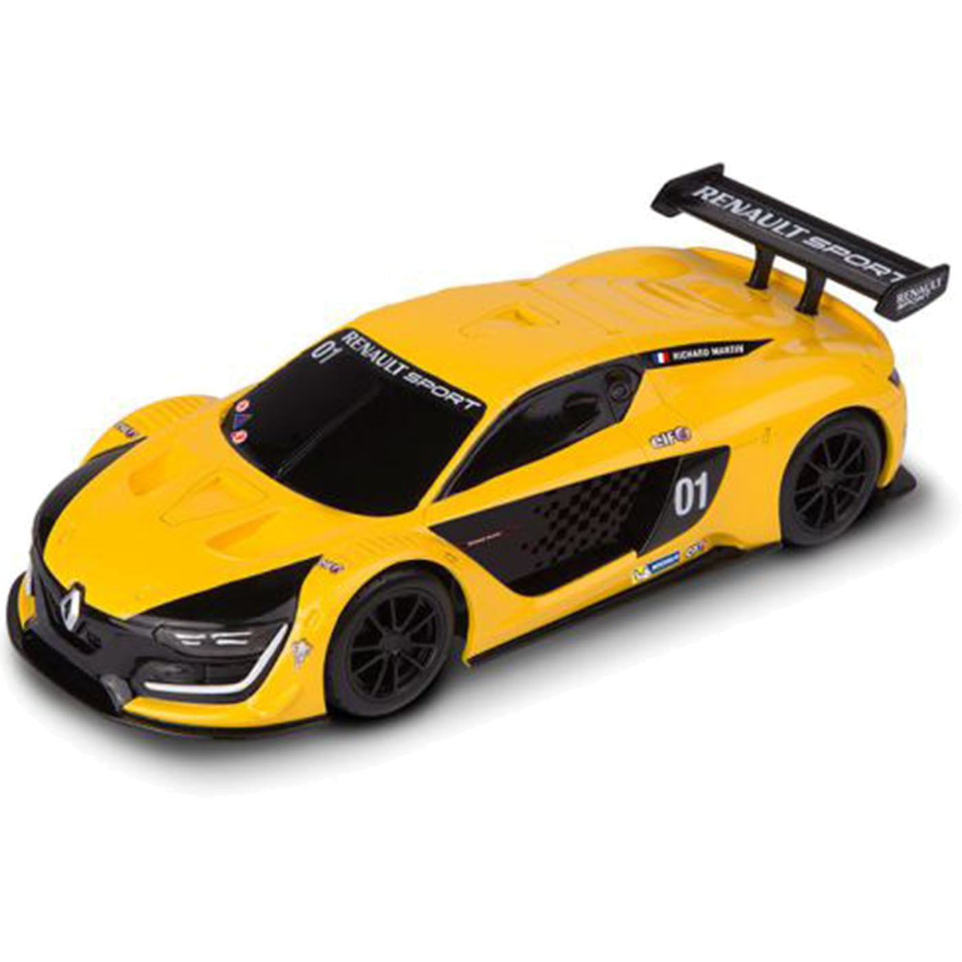 RENAULT R.S 01 YELLOW