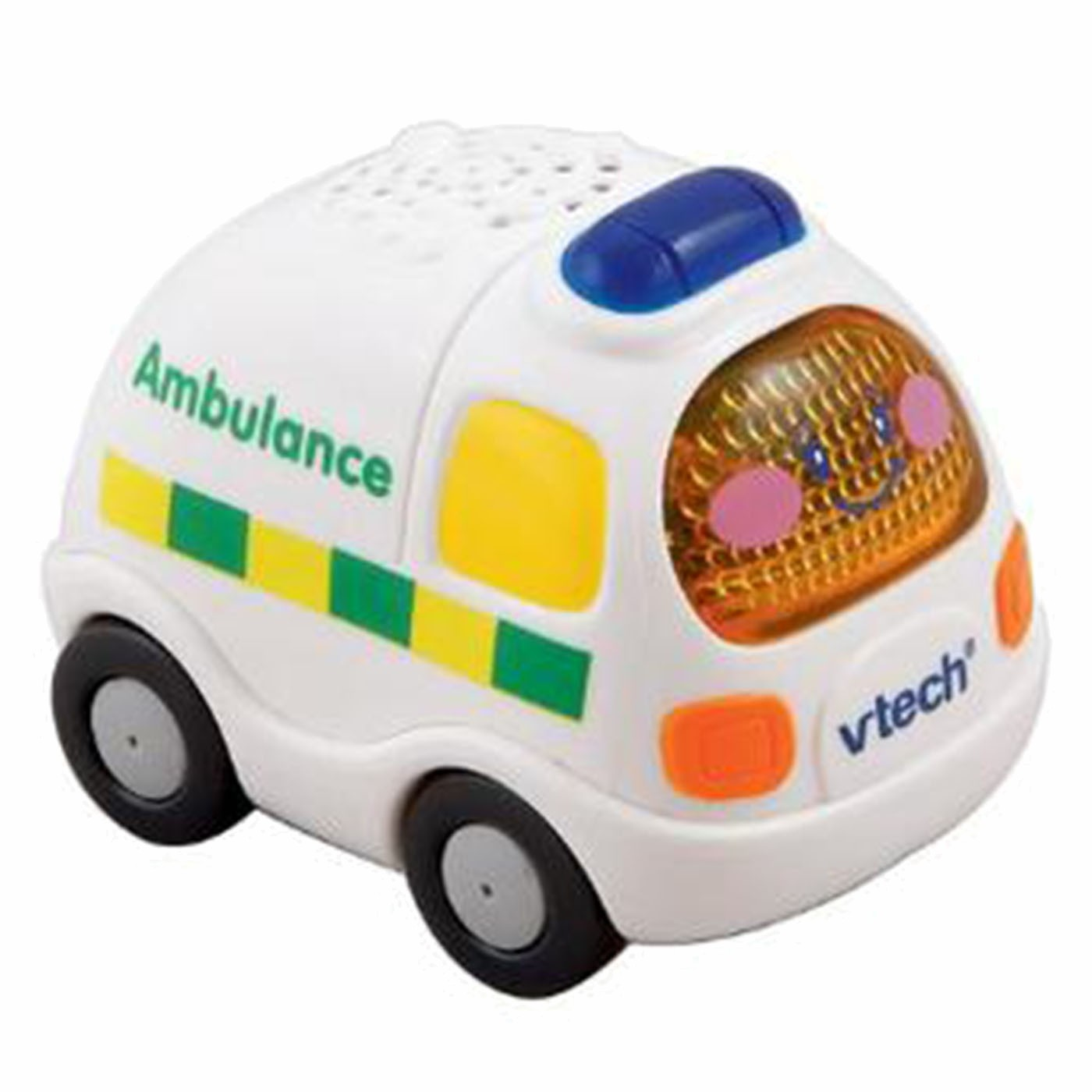 TOOT TOOT DRIVER AMBULANCE