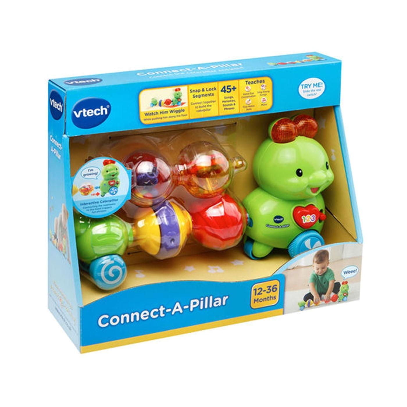 CONNECT A PILLAR