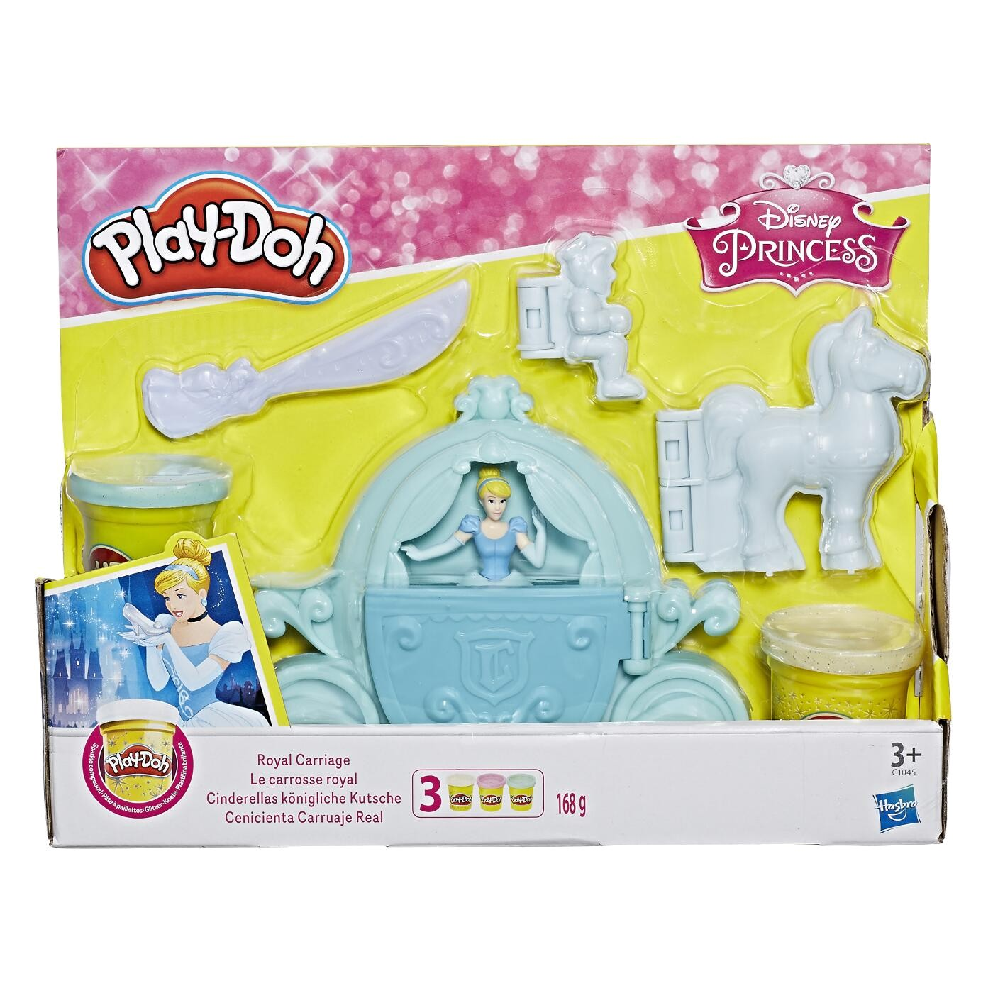 PLAY DOH ROYAL CARRIAGE