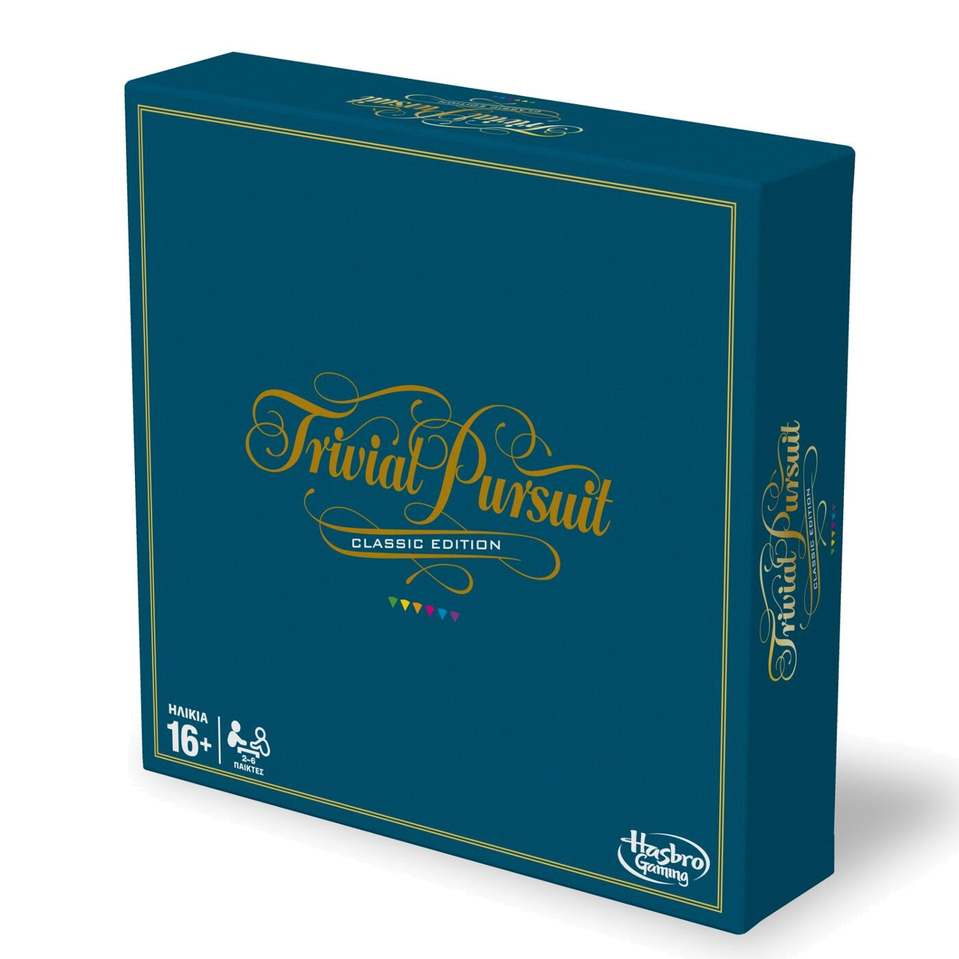 TRIVIAL PURSUIT CLASSIC EDITION
