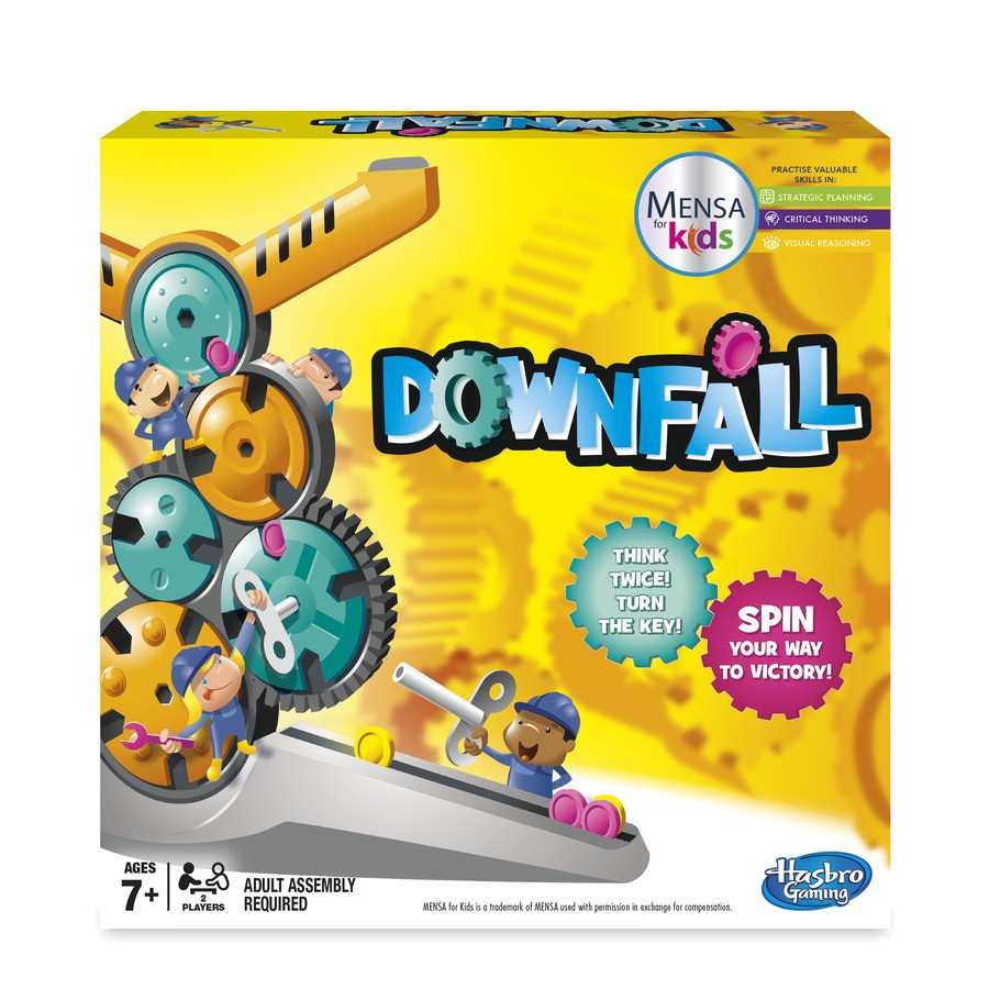 DOWNFALL MACHINE