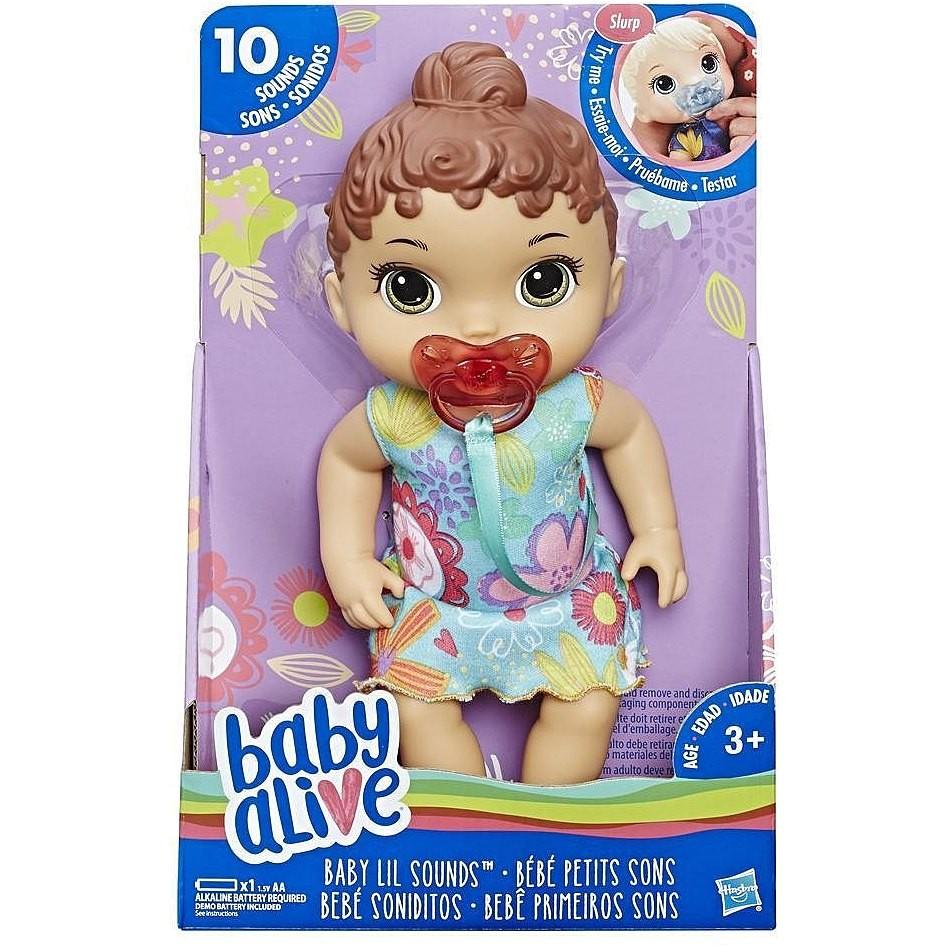 BABY ALIVE LIL SOUND