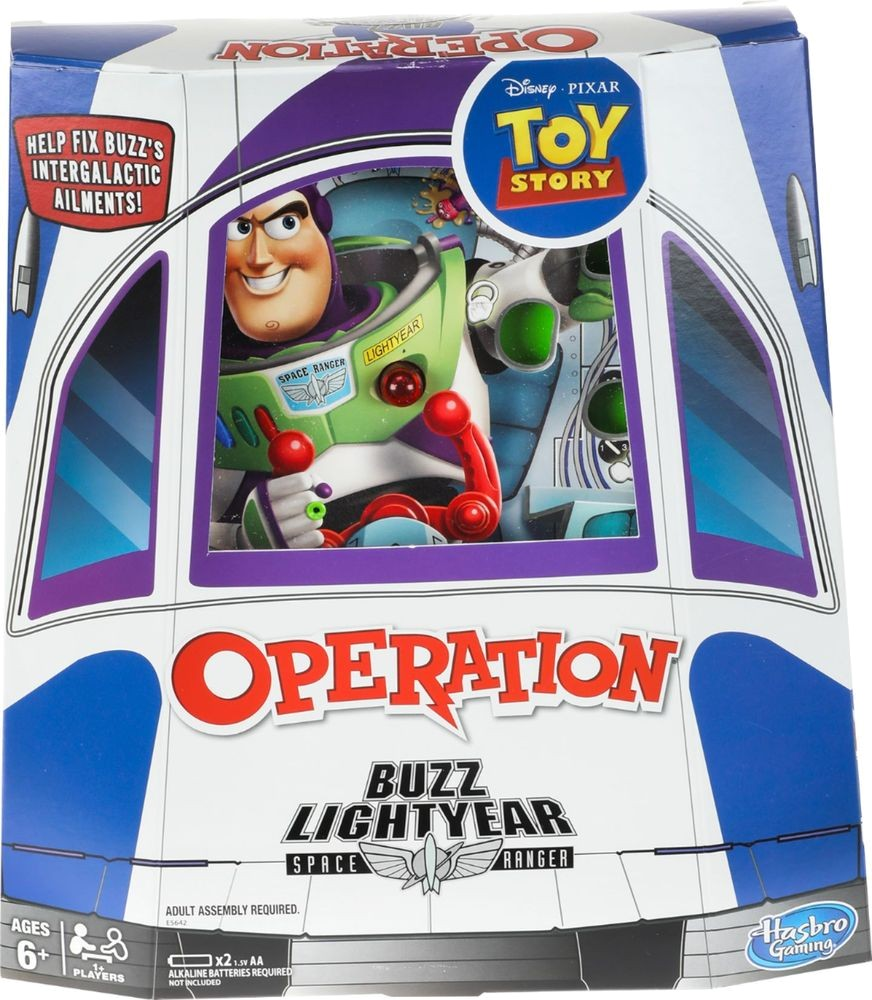 OPERATION BUZZ LIGHT YEAR