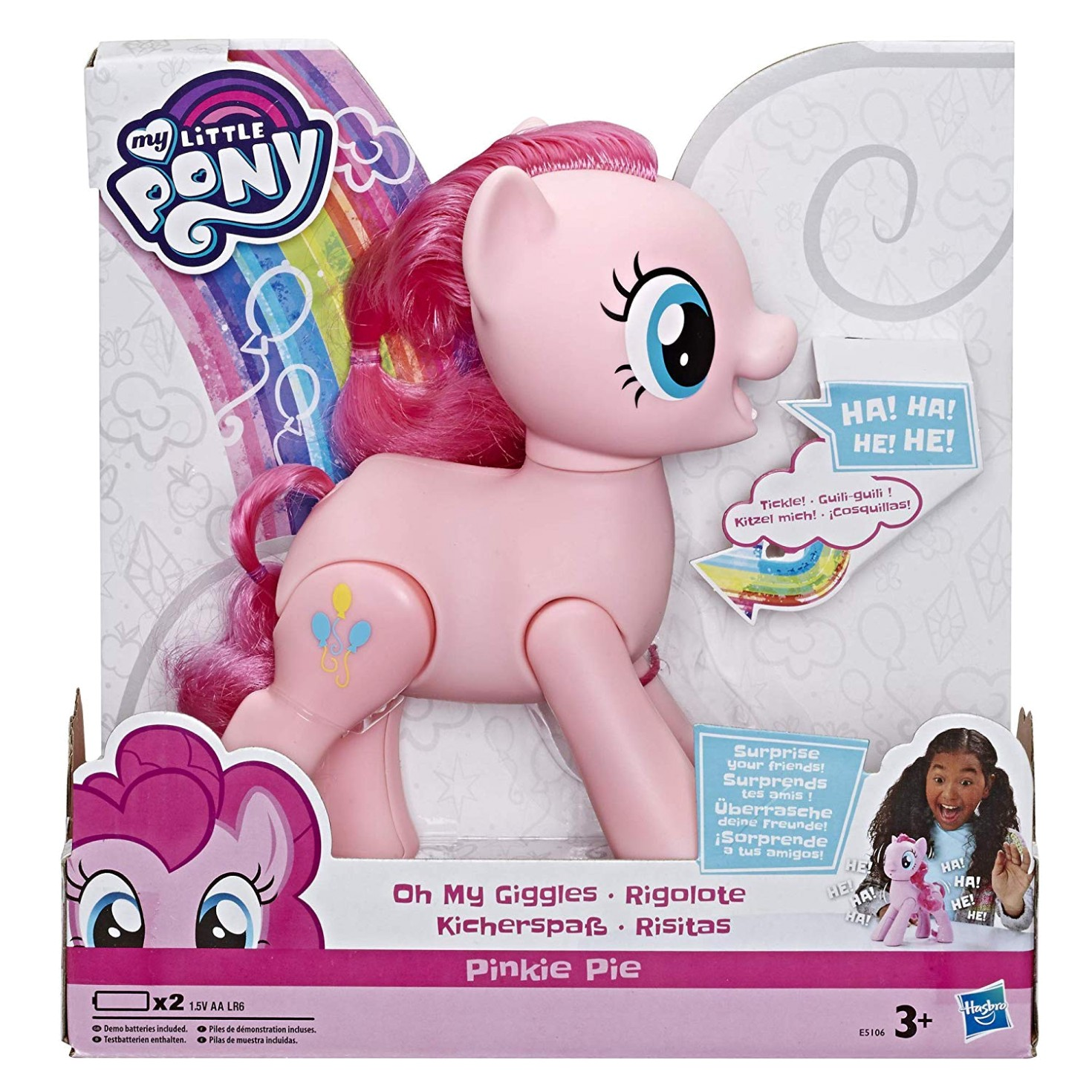 MY LITTLE PONY OH MY GIGGLES