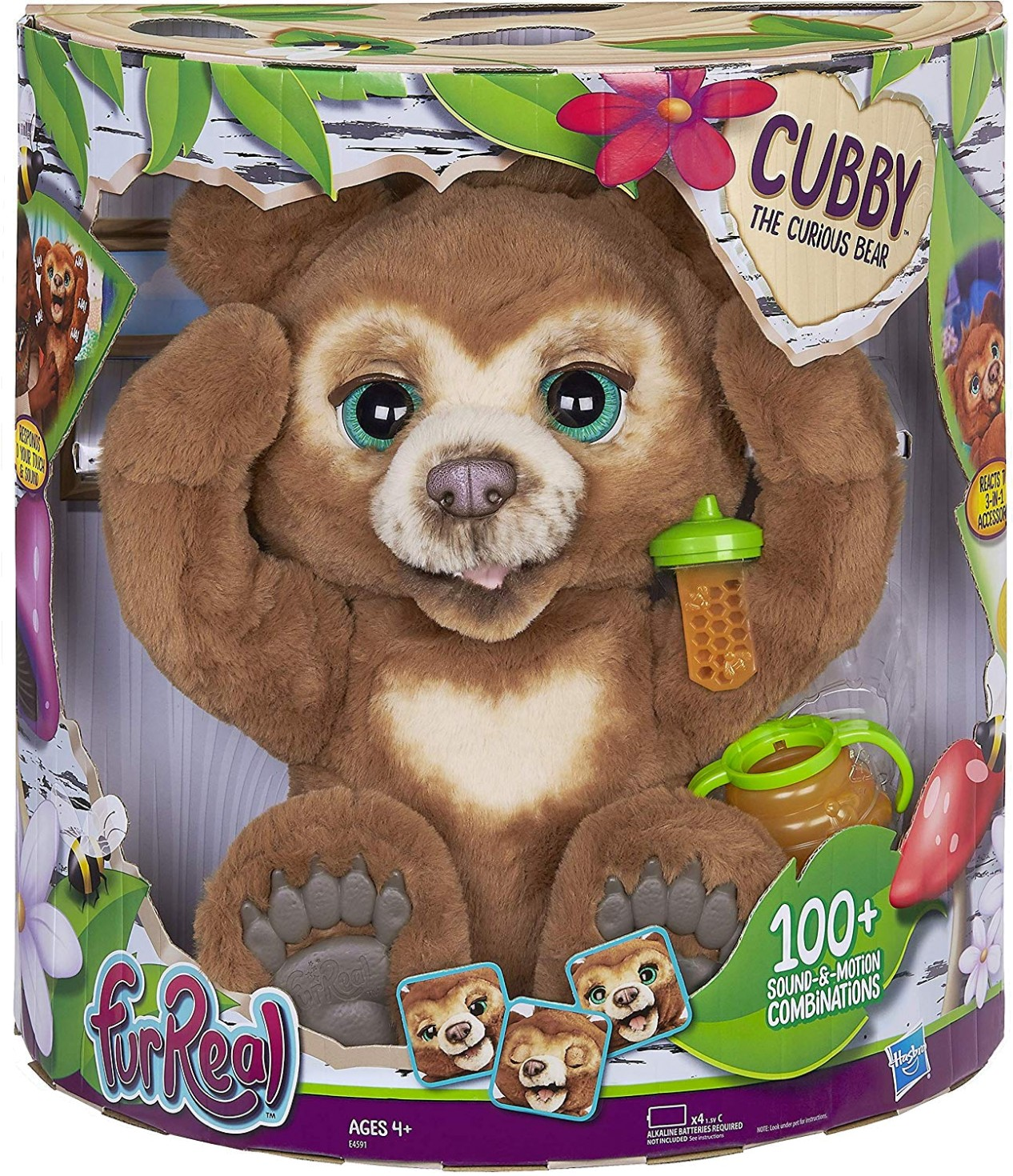 FURREAL CUBBY