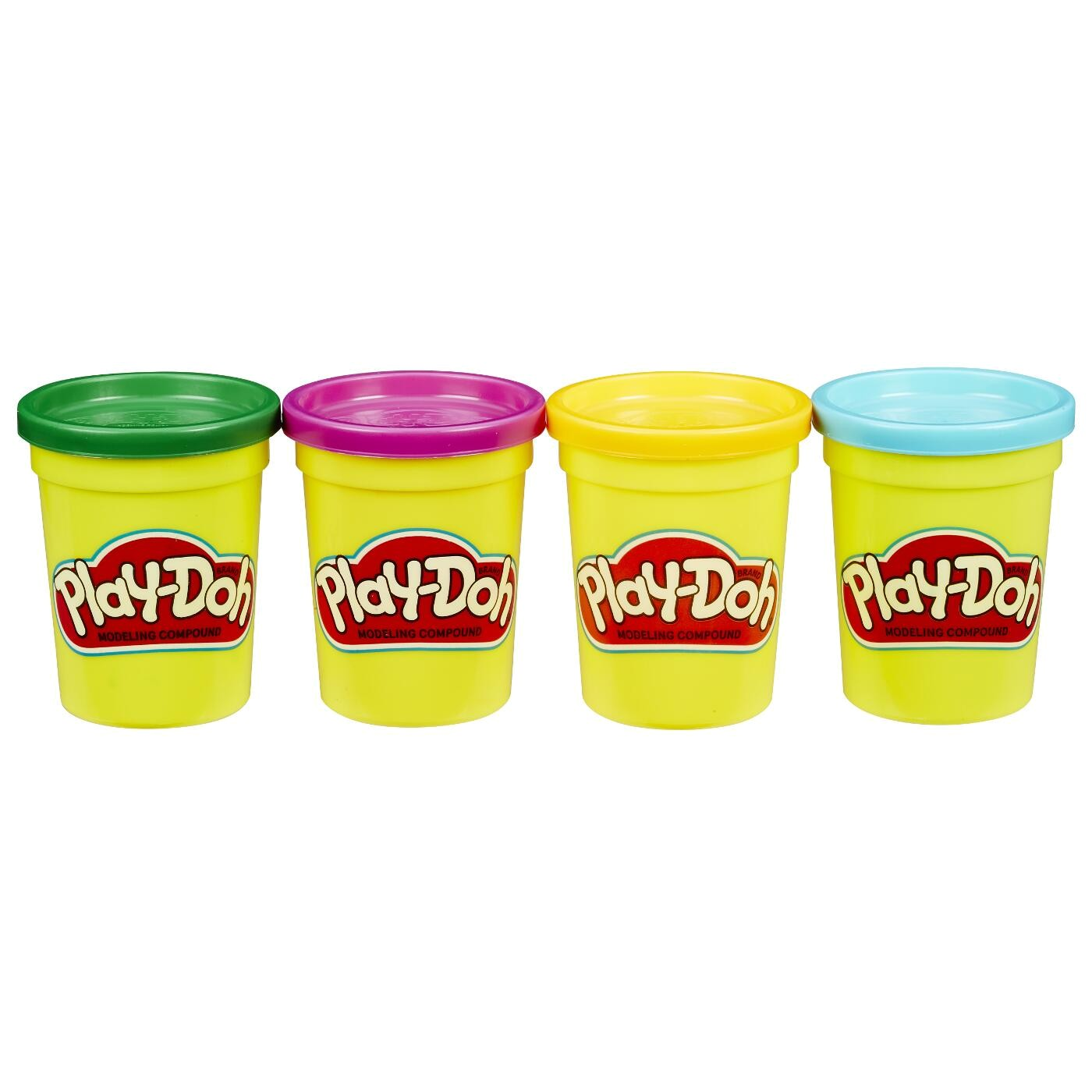 PLAY DOH CLASSIC COLOUR
