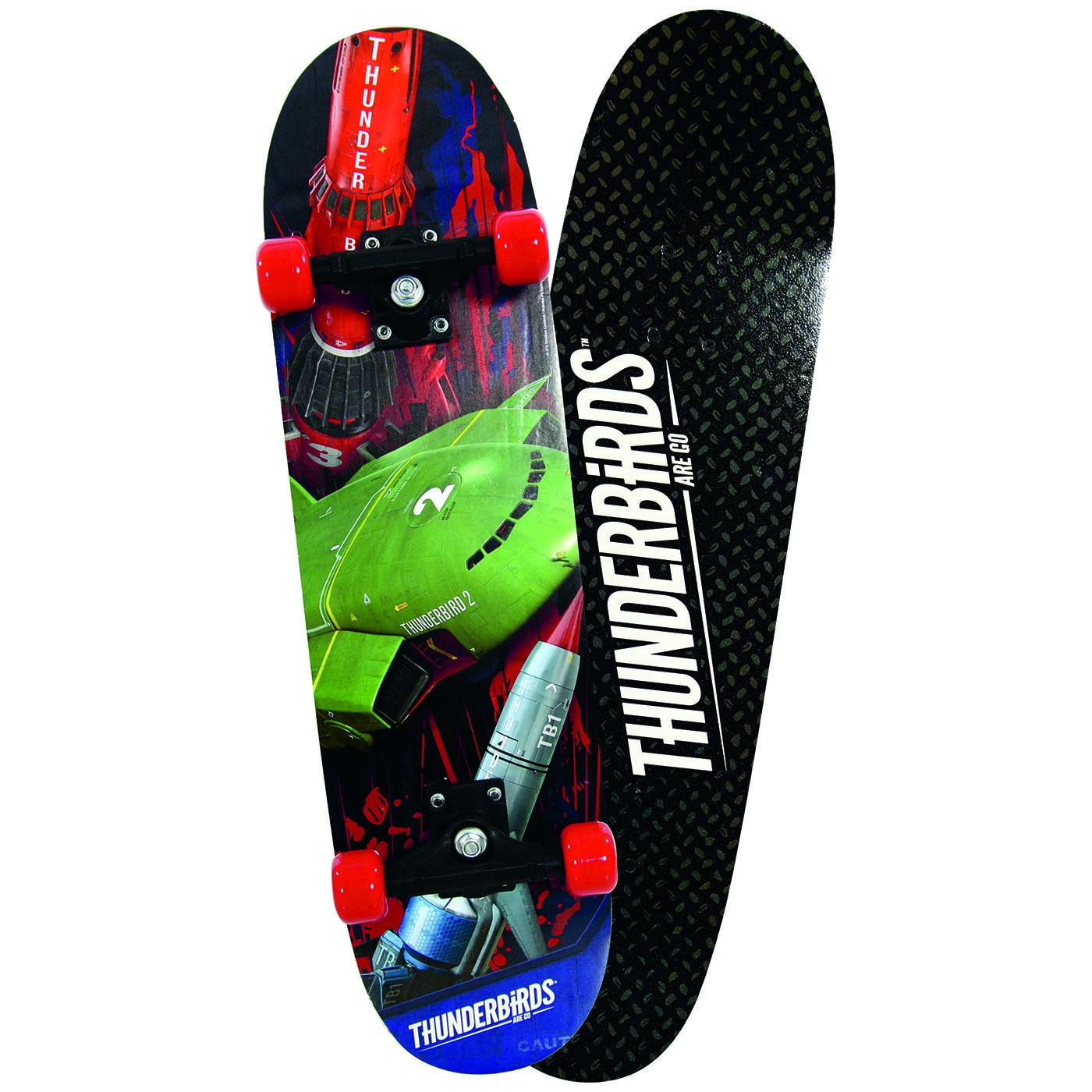 THUNDERBIRDS SKATEBOARD