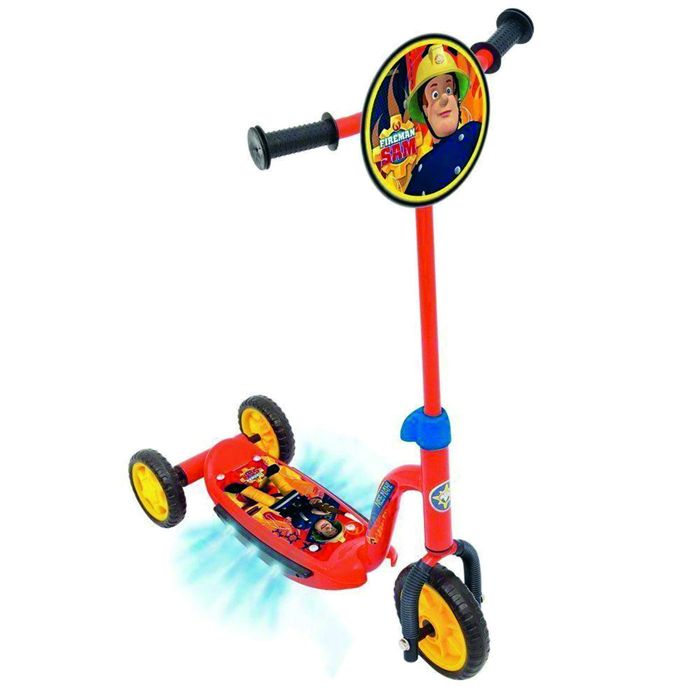 FIREMAN SAM LIGHT & SOUND RESCUE SCOOTER