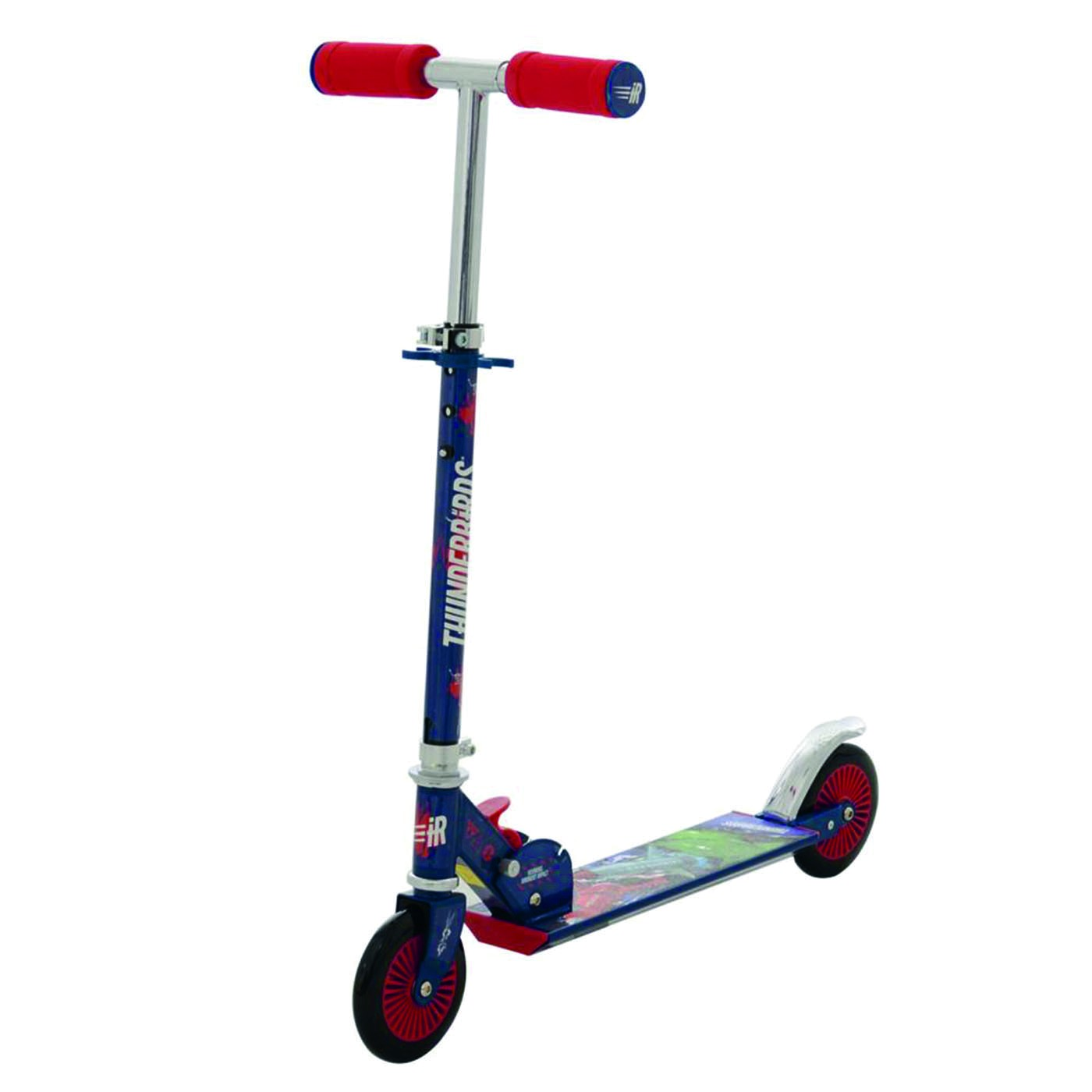 THUNDERBIRDS  IN-LINE SCOOTER