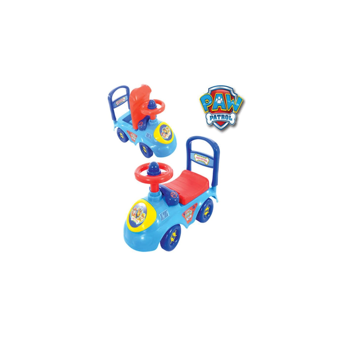 PAW PATROL RIDE-ON