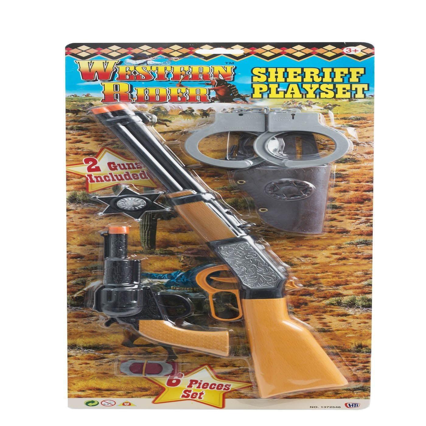 SHERIFF PLAY SET