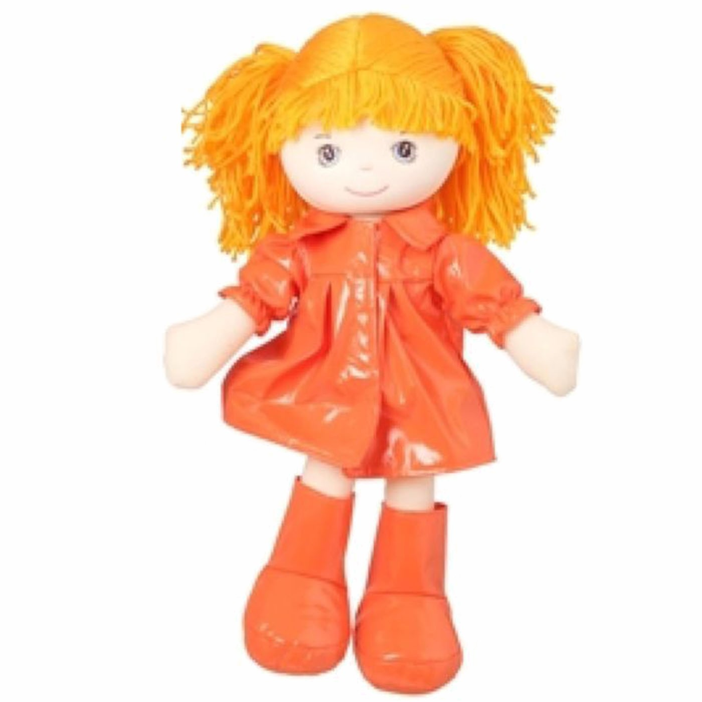 RAINCOAT  RAG DOLL