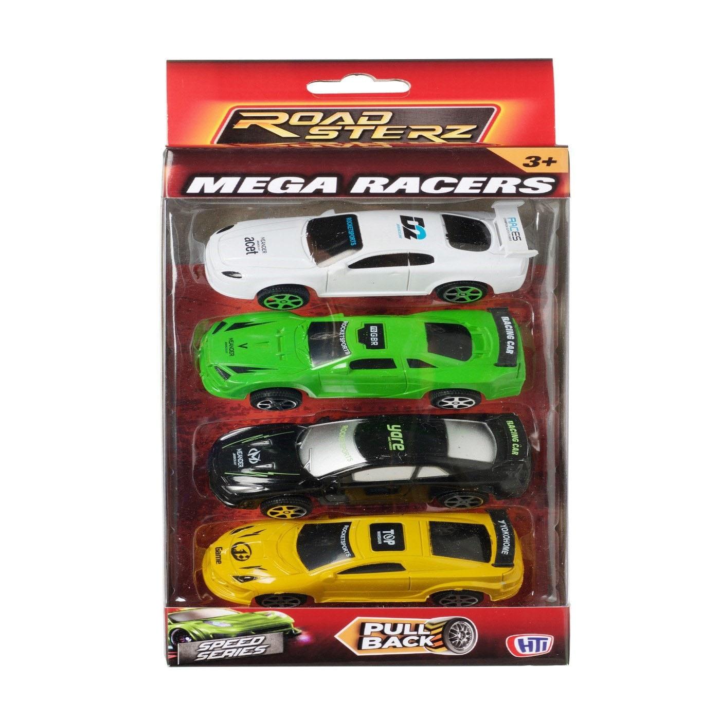 MEGA RACERS