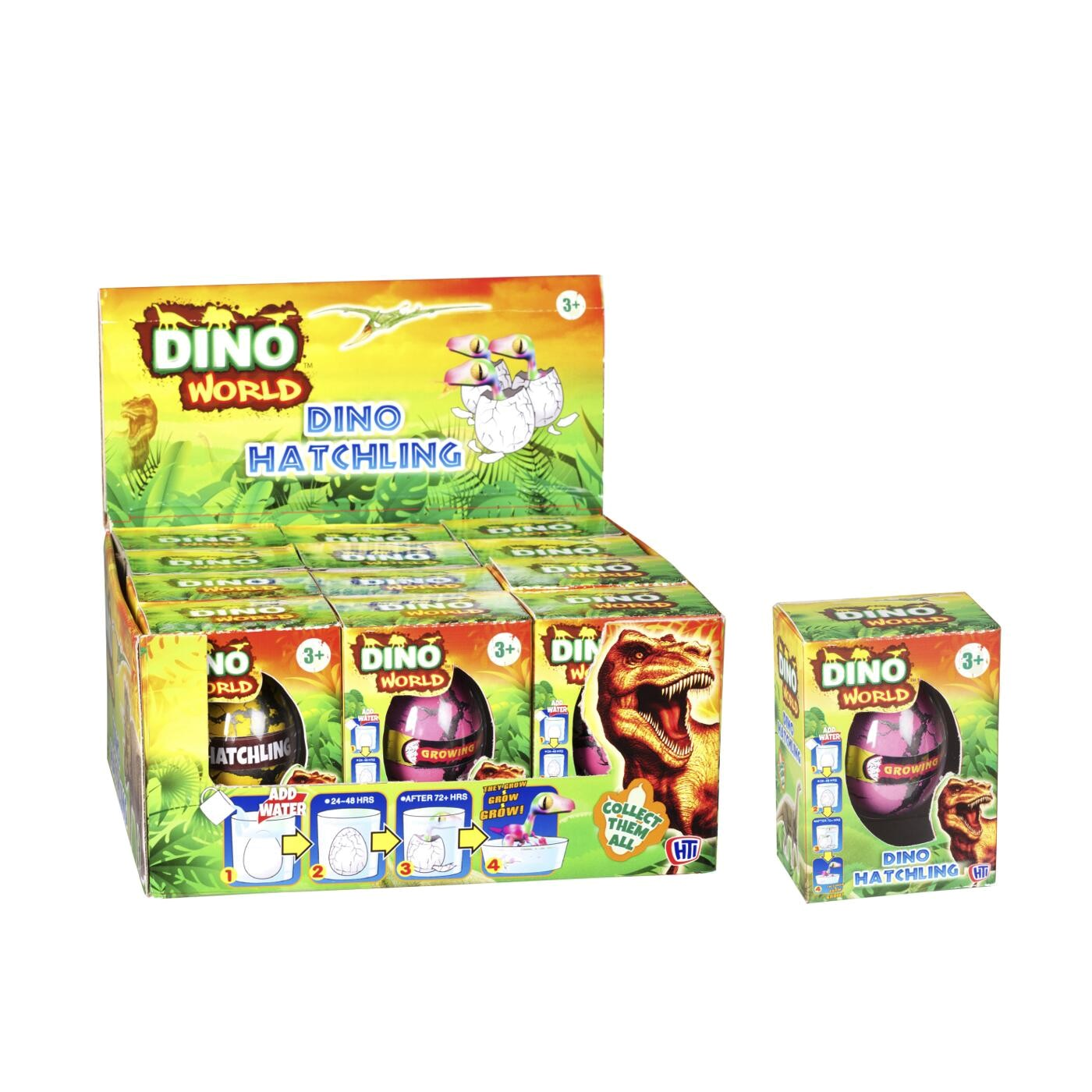 DINO HATCHLING SMALL