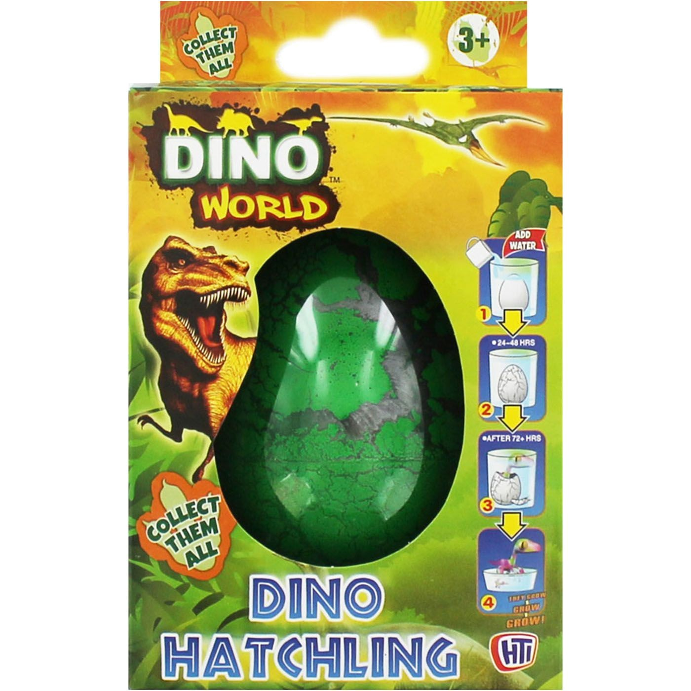 DINO WORLD DINO HATCHLING