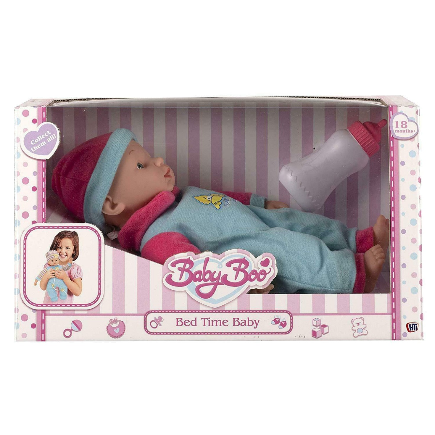 BABY BOO BED TIME BABY