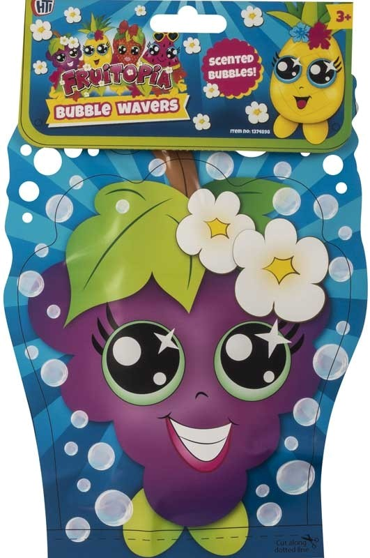 FRUITOPIA BUBBLE WAVERS