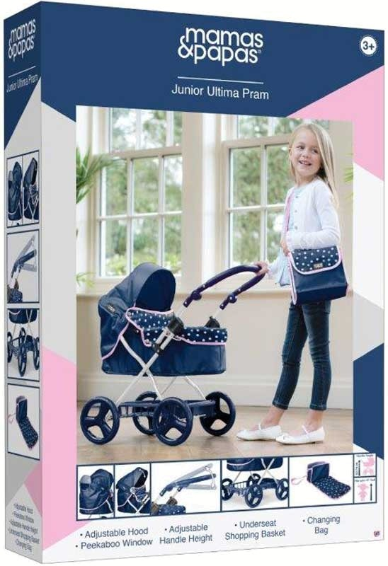 MAMAS & PAPAS JUNIOR ULTIMA PRAM