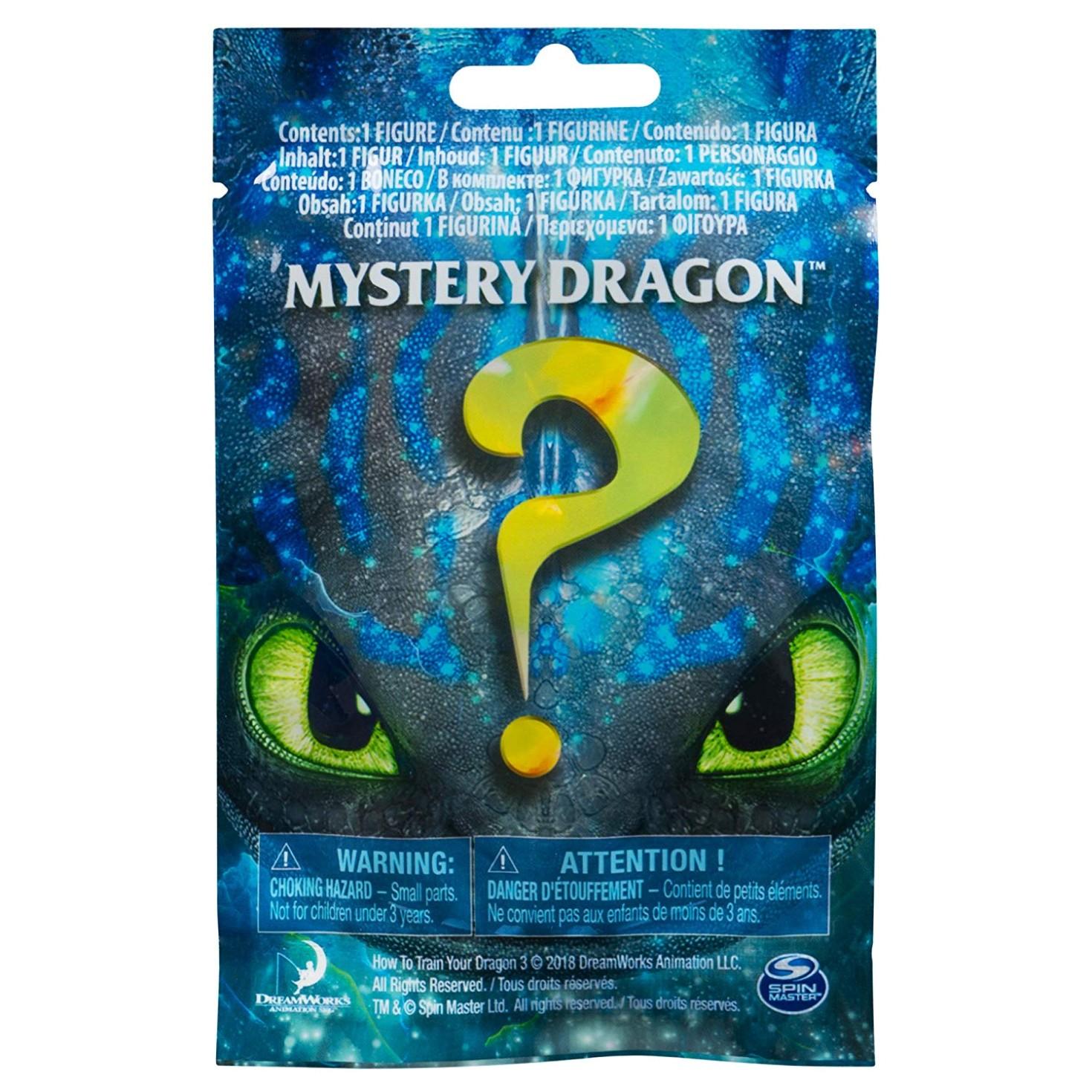 MYSTERY DRAGONS