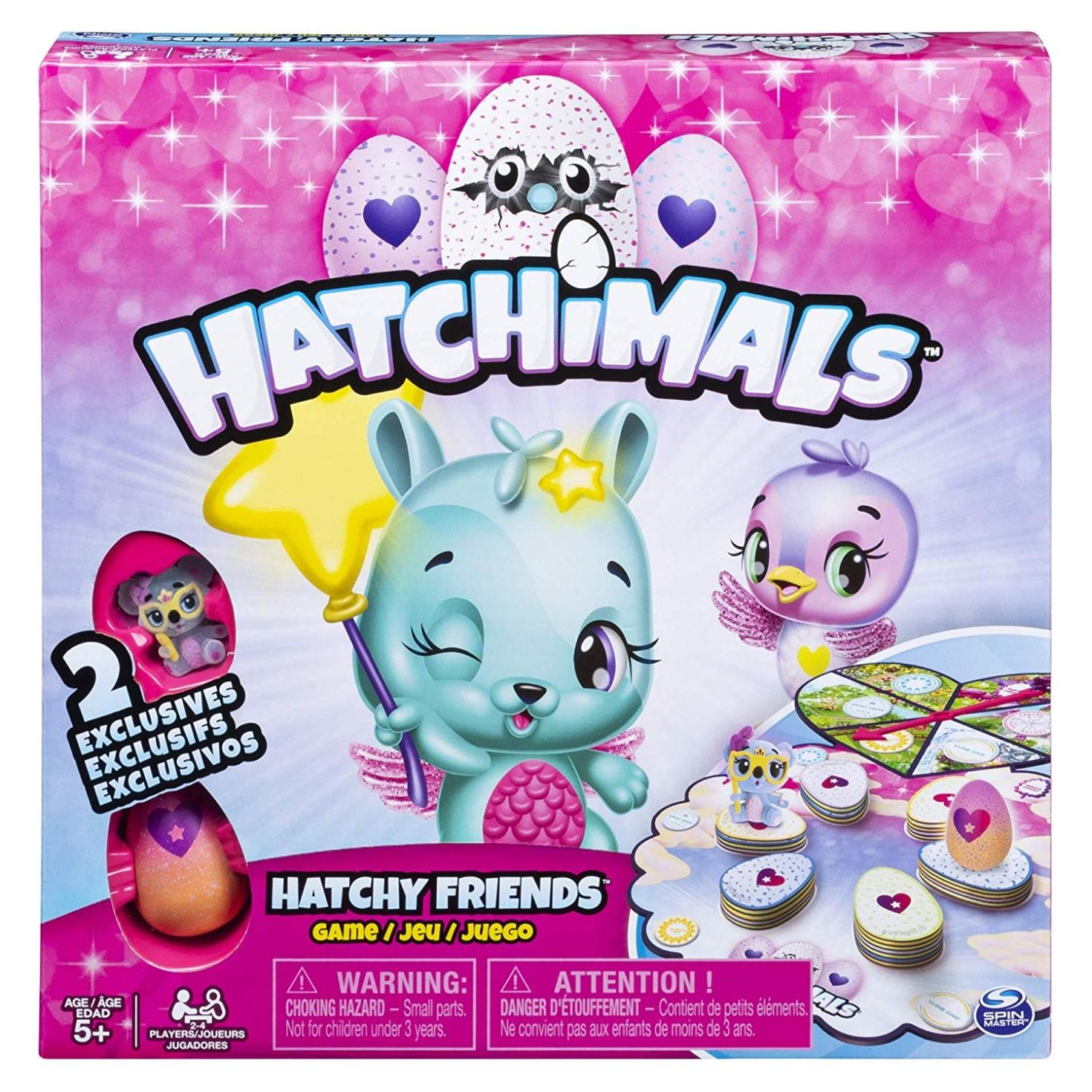 HATCHIMALS HATCHY FRIENDS