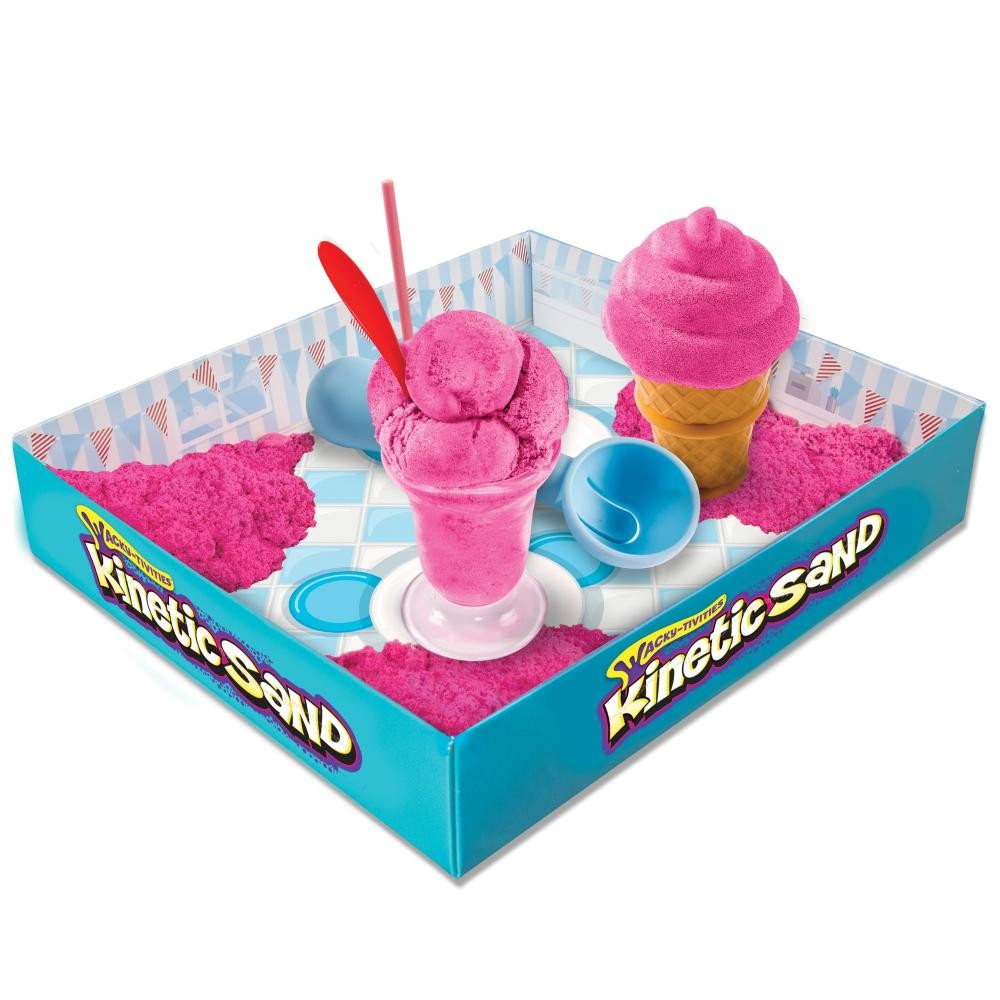 KINETIC SAND ICE CREAM TREATS