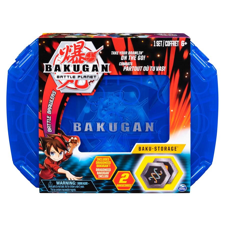 BAKUGAM 1 SET STORAGE CASE
