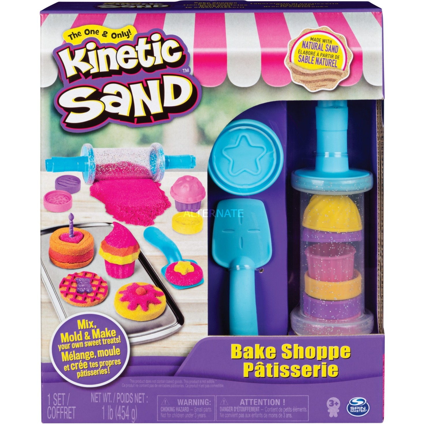 KINETIC SAND BAKE SHOPPE